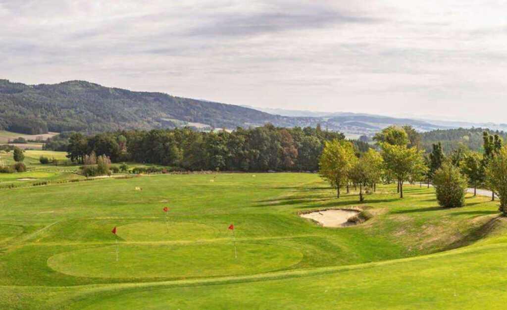 Golfplatz Maria Taferl Panorama